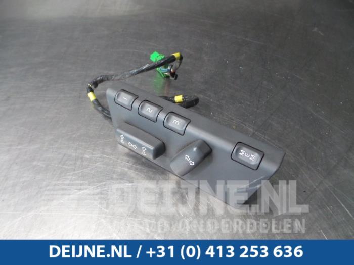 Stoelverstellings Schakelaar - Volvo S80