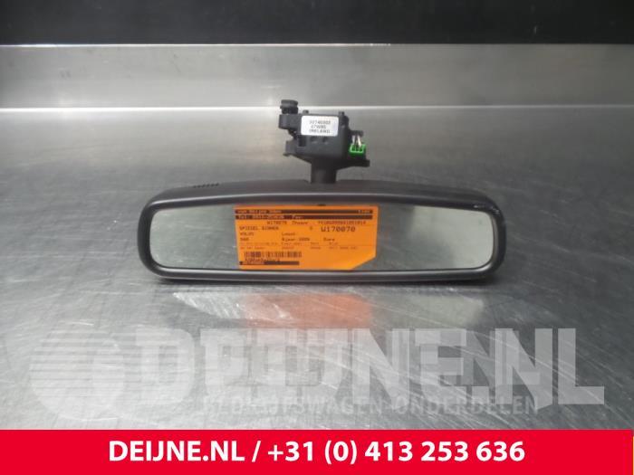 Binnenspiegel - Volvo S80