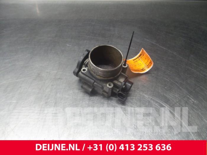 Gasklephuis - Volvo S40/V40