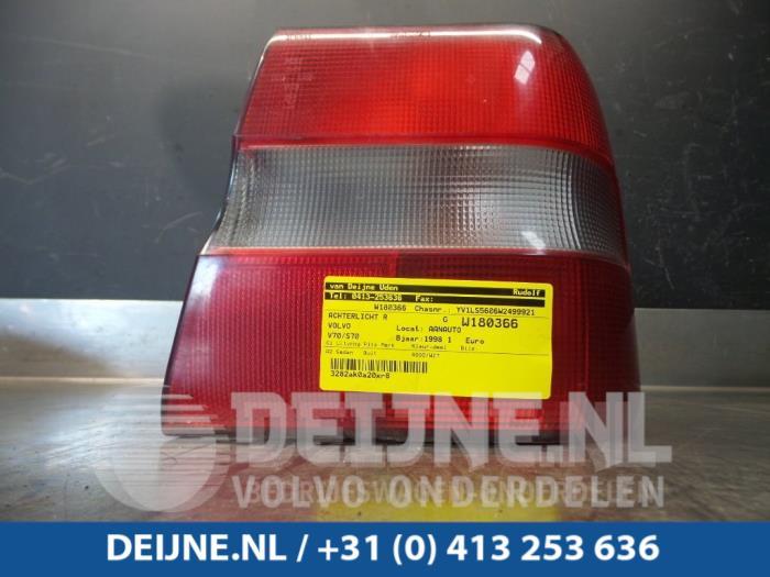 Achterlicht rechts - Volvo V70/S70
