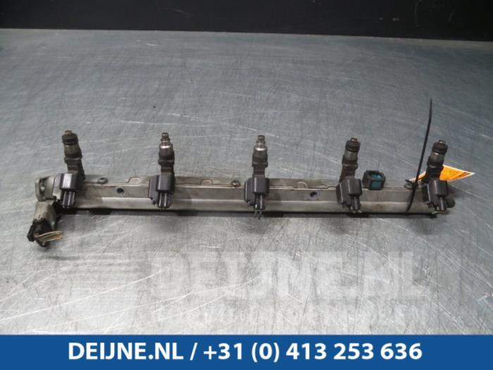 Galerij (Injectie) - Volvo S40