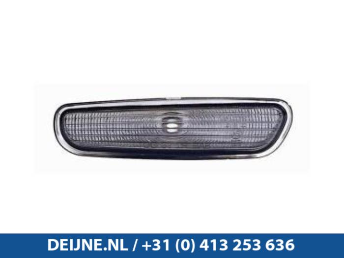 Bumper Reflector links-voor - Volvo S40/V40