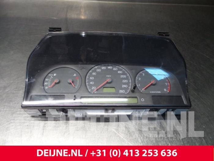 Kilometerteller KM - Volvo C70