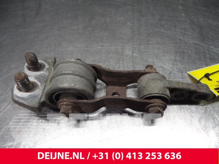Versnellingsbak Rubber - Volvo V70/S70