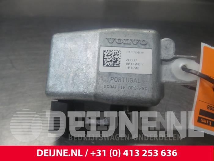 Stuurhuis Slot - Volvo V90