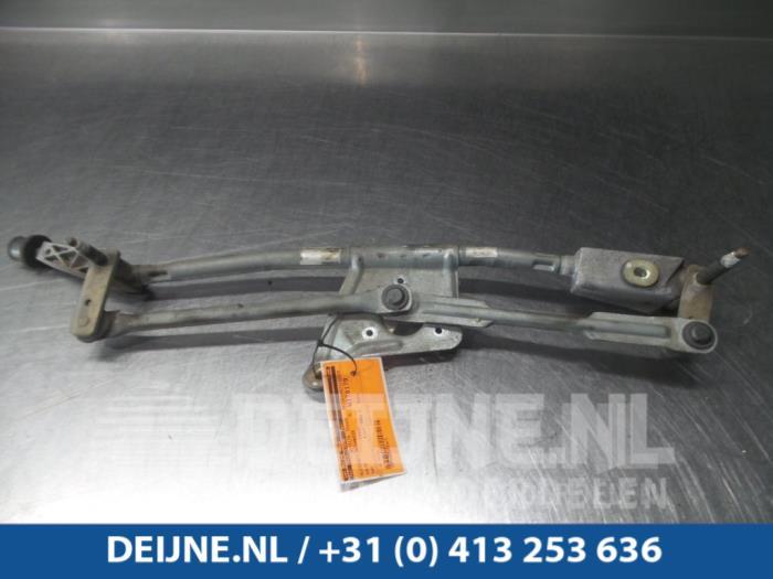 Ruitenwis Mechaniek - Volvo S80