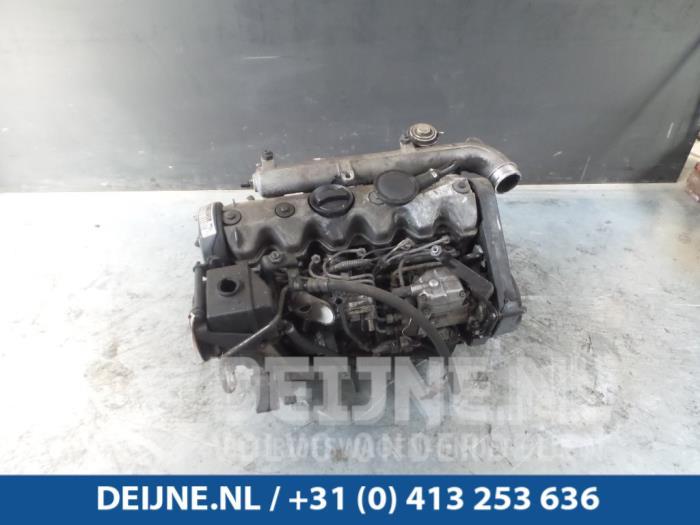 Motor - Volvo 850