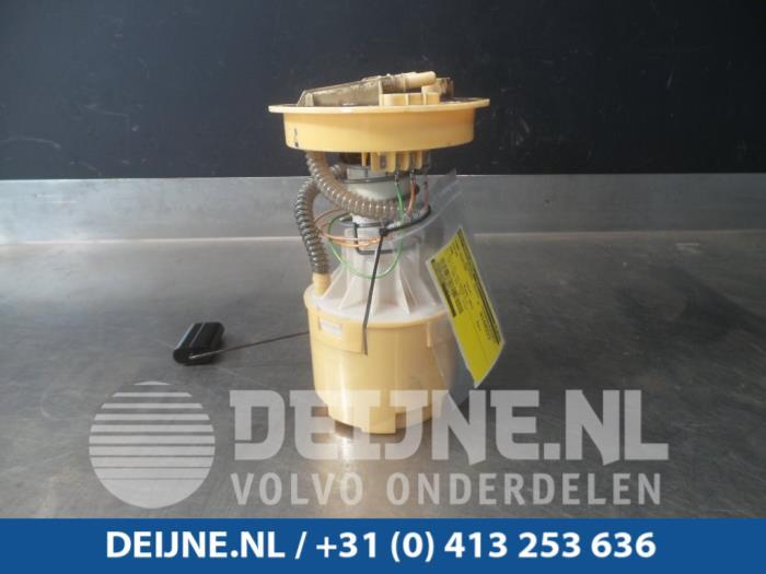 Tankvlotter - Volvo S40