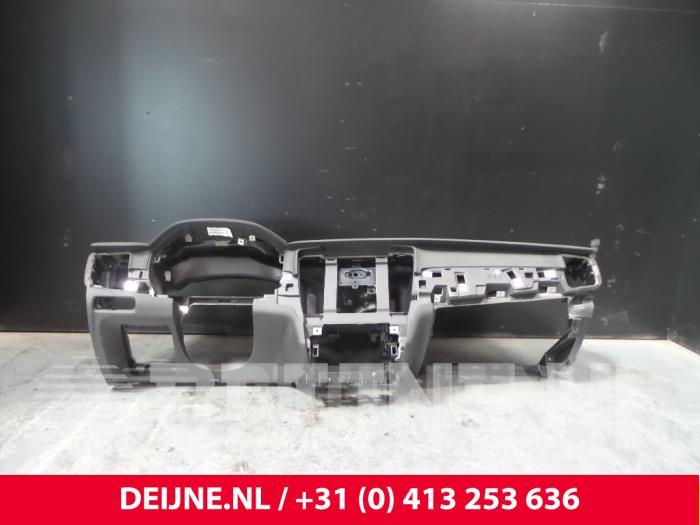 Dashboard - Volvo V90
