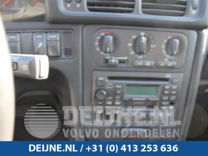 Kachel Bedieningspaneel - Volvo XC70