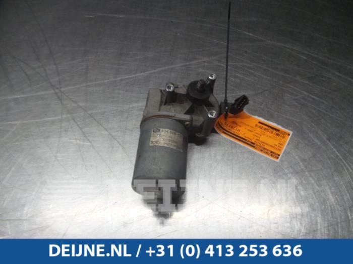 Ruitenwissermotor voor - Volvo S80