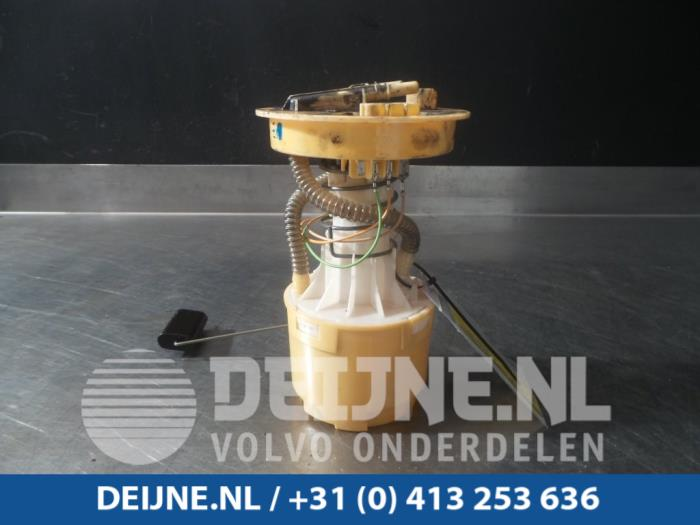 Tankvlotter - Volvo C30