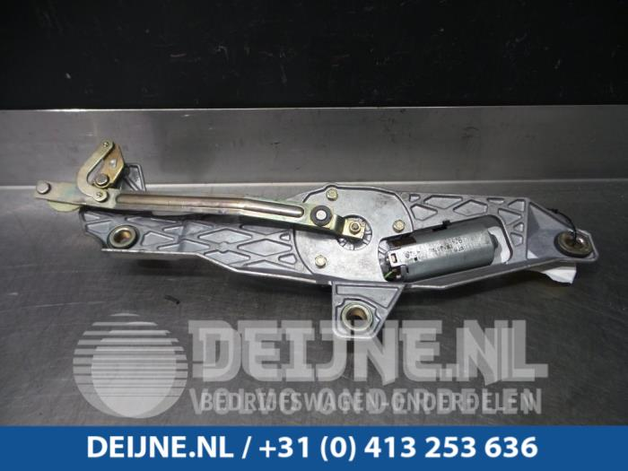 Ruitenwissermotor achter - Volvo XC70