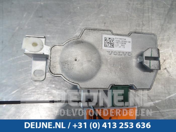 Stuurhuis Slot - Volvo V60