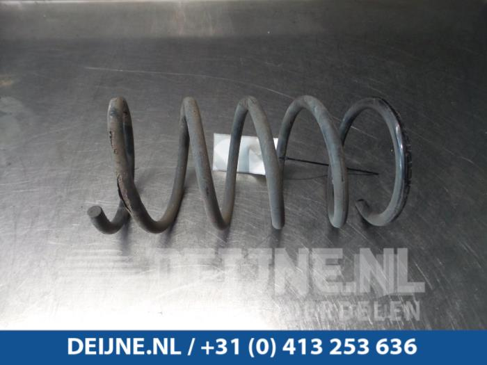 Schroefveer achter - Volvo S80
