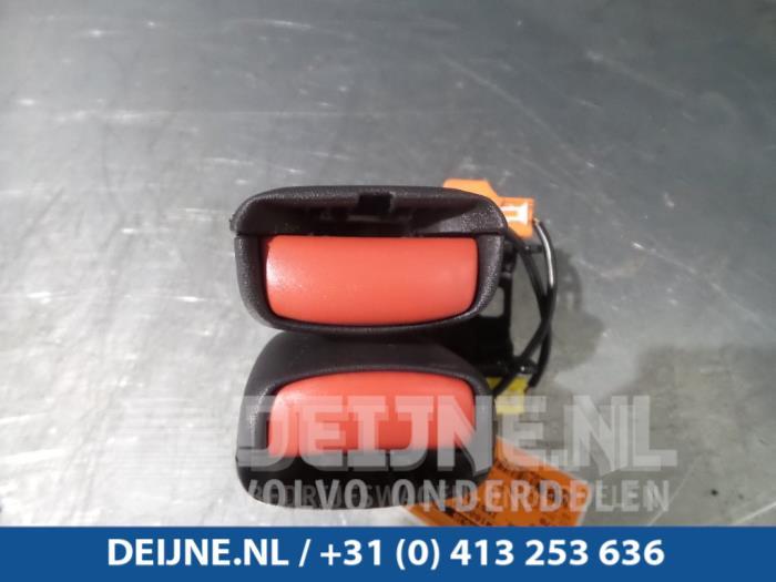 Veiligheidsgordel Insteek links-achter - Volvo XC70