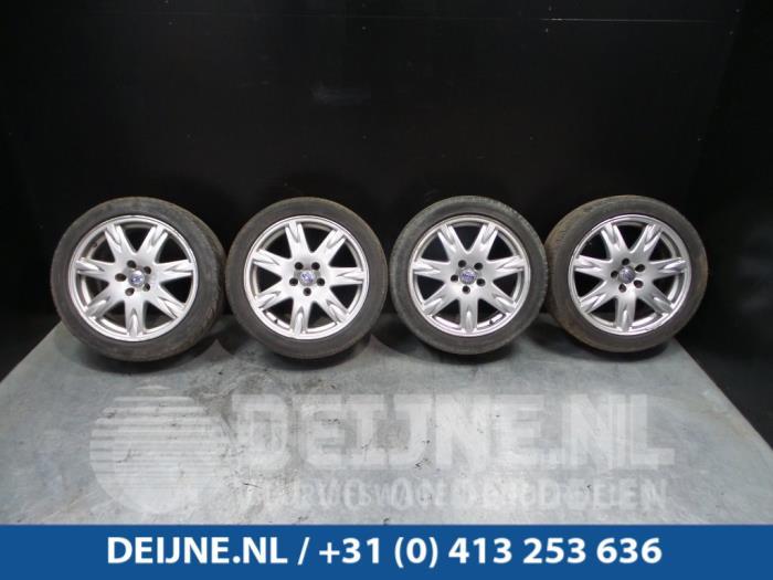 Velgen set diversen - Volvo V70