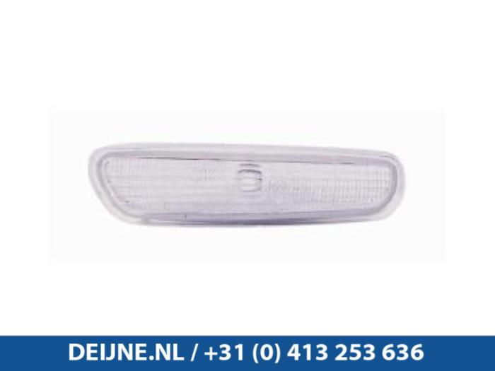 Bumper reflector links-achter - Volvo S40/V40