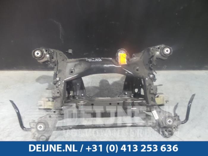 Draagbalk achter - Volvo V90