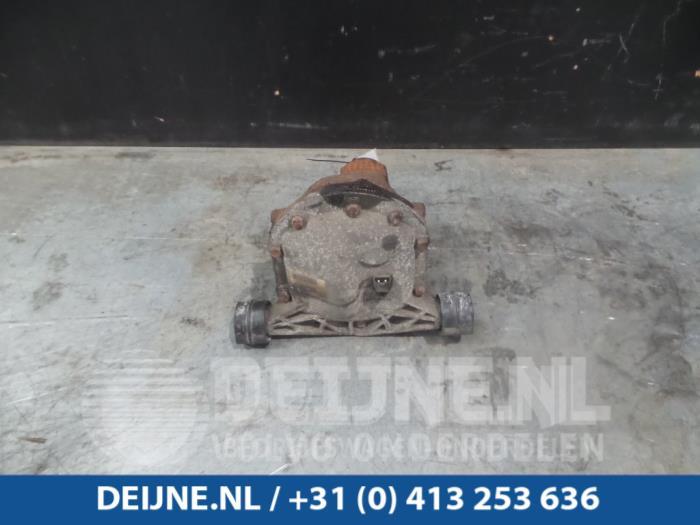 Differentieel achter - Volvo 9-Serie