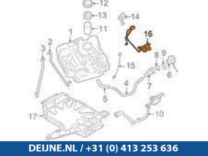Module (diversen) - Volvo V50