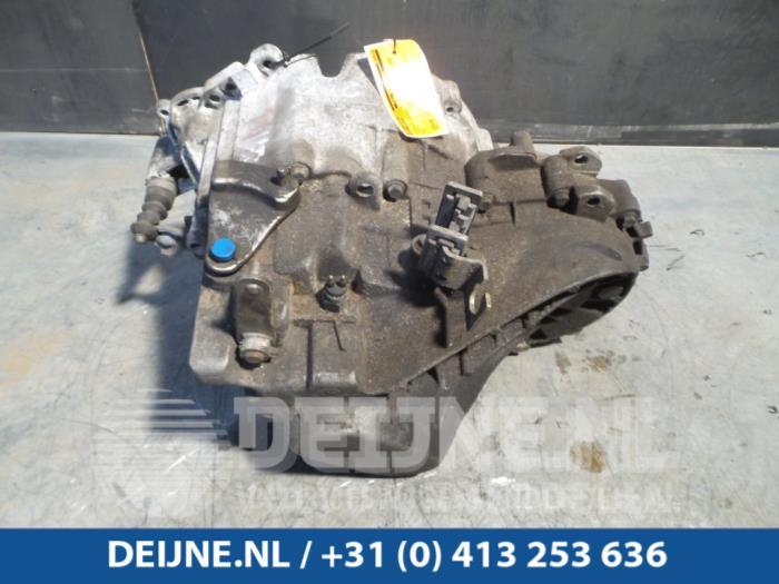 Versnellingsbak - Volvo 850
