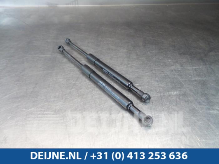 Set Gasdempers Achterklep - Volvo S40