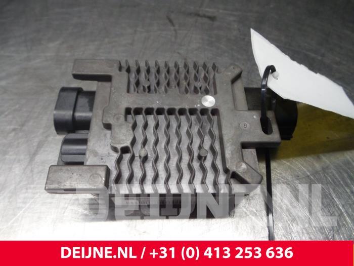 Koelvinweerstand - Volvo V40
