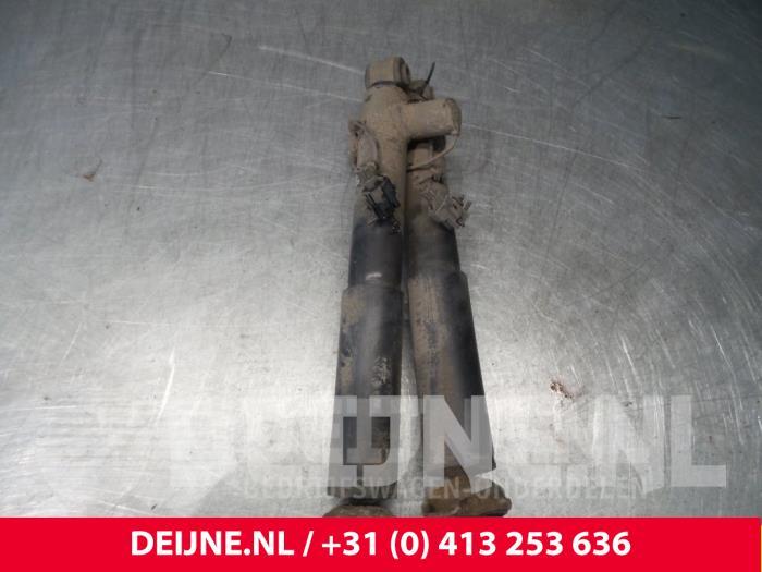Schokdemper set - Volvo S80