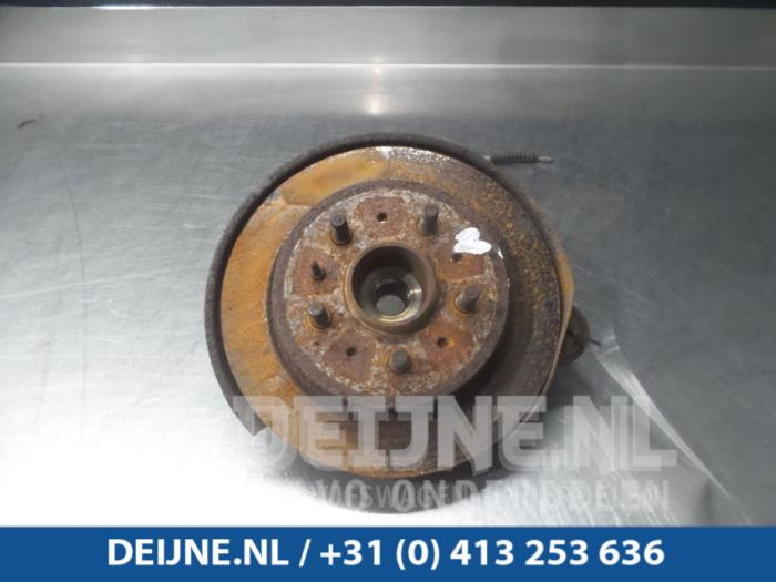 Fusee links-achter - Volvo 9-Serie