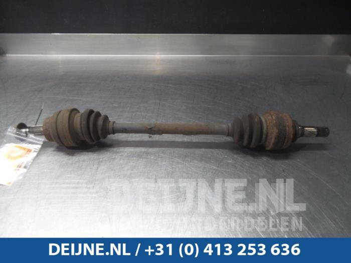 Aandrijfas rechts-achter - Volvo 9-Serie