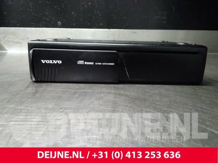CD Wisselaar - Volvo S80