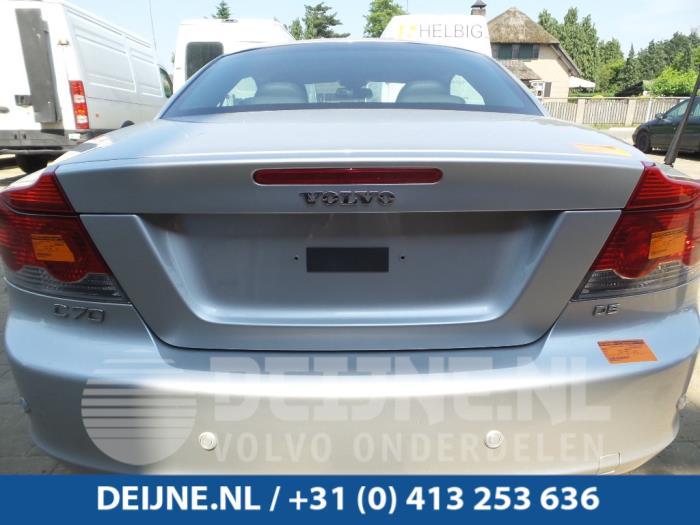 Kofferdeksel - Volvo C70