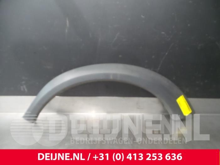 Spatbordverbreder - Volvo XC70