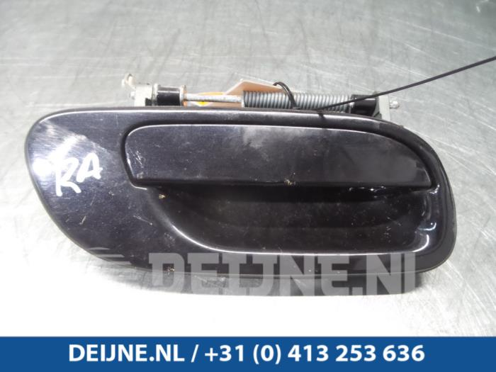 Portiergreep 4Deurs rechts-achter - Volvo XC70
