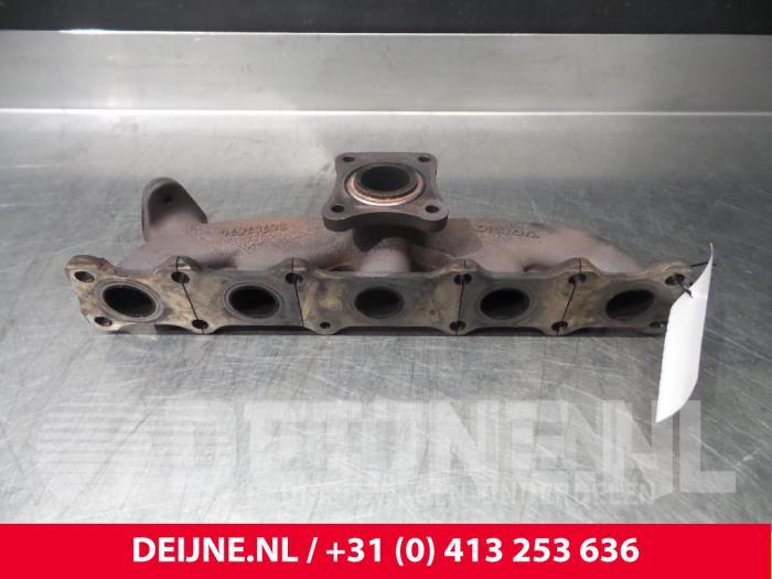 Uitlaatspruitstuk - Volvo V70