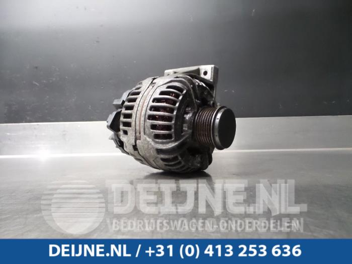 Dynamo - Volvo C70