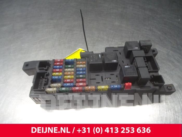 Zekeringkast - Volvo V70