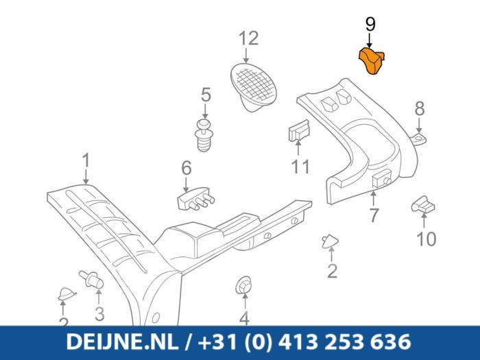 Diversen - Volvo S40/V40