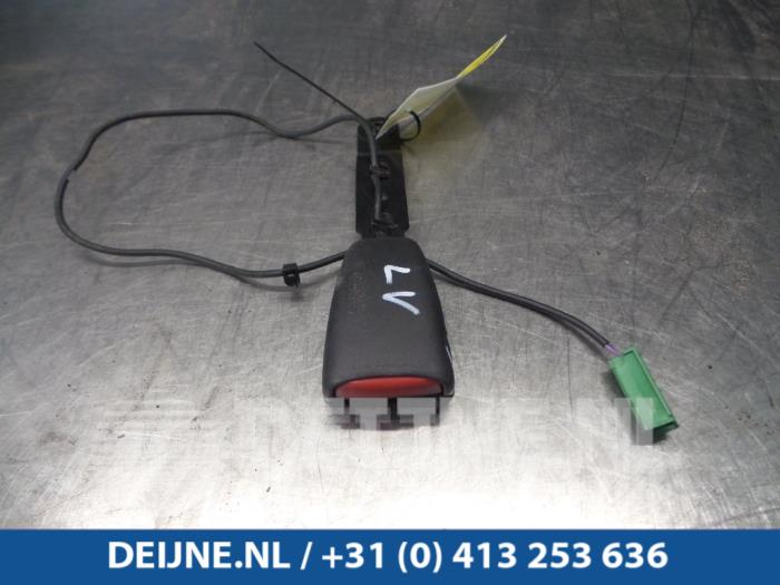 Veiligheidsgordel Insteek links-voor - Volvo XC60