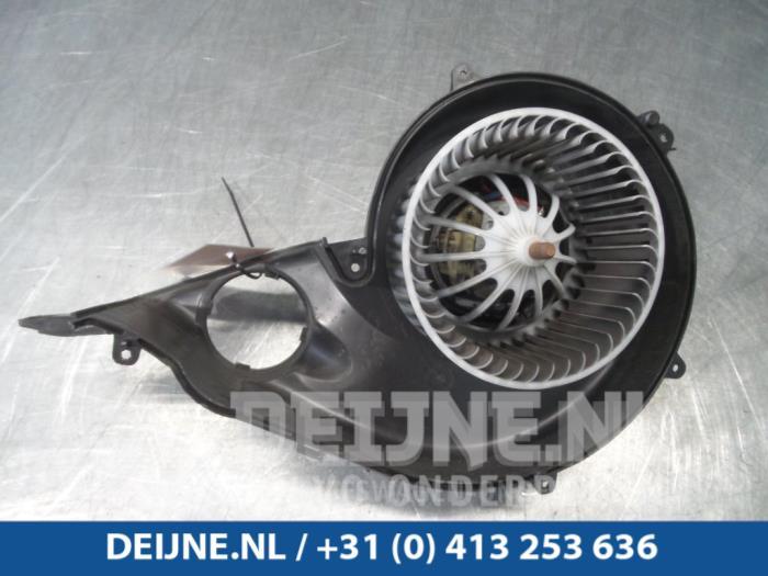 Kachel Ventilatiemotor - Volvo V60