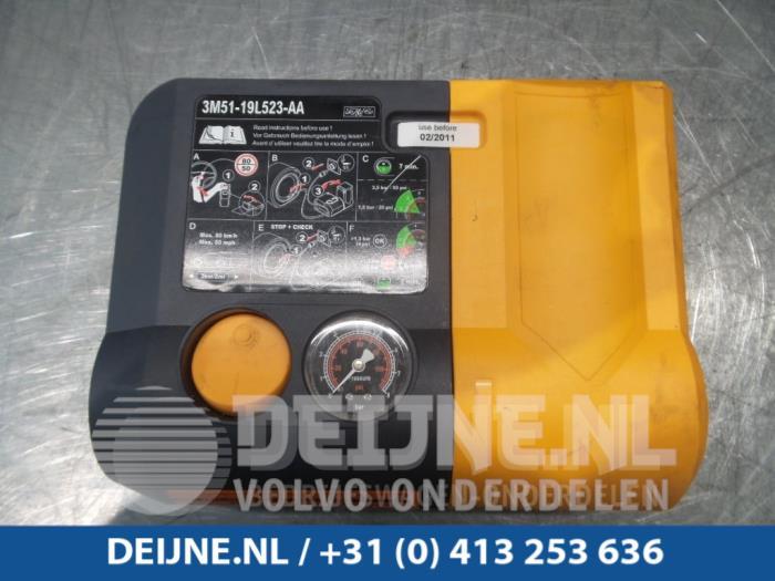 Banden reparatieset - Volvo C30