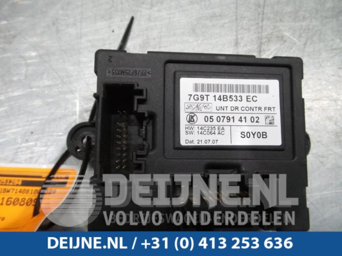 Central electronic module - Volvo V70