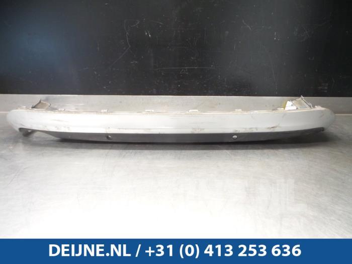 Diffuser achterbumper - Volvo S60