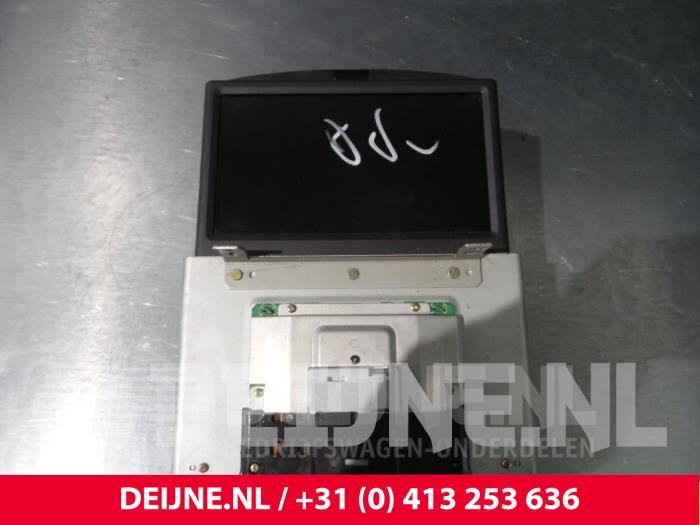 Navigatie Display - Volvo XC70