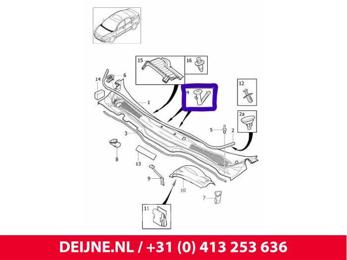 Diversen - Volvo V50