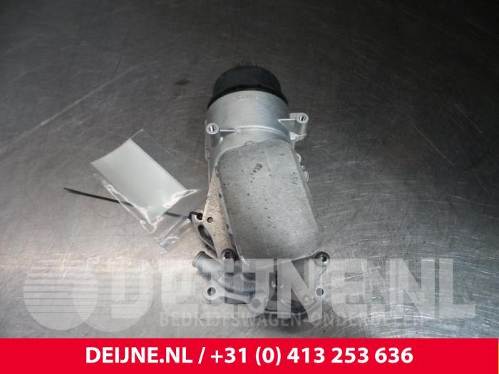 Oliefilterhuis - Volvo V50