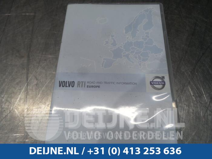 Navigatie CD - Volvo S80