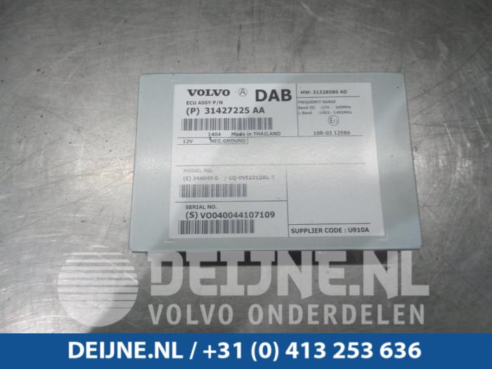 Radio module - Volvo V40