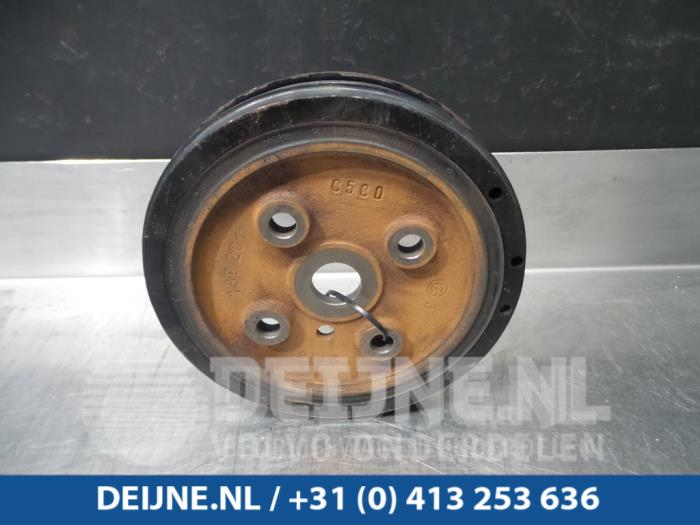 Krukas Poelie - Volvo XC60